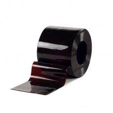 PVC pásy - 300x2mm svářečské PVC pásy bronzové s UV filtrem pro svařovací závěsy nebo svářečské lamelové clony - 50m kotouče