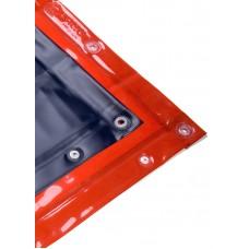 Svařovací zástěny - svářečské závěsy - PVC plachty - PEVECA na míru vyrobené - cena za m2