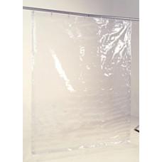 Svařovací zástěny - svářečské závěsy - PVC plachty - PEVECA číre
